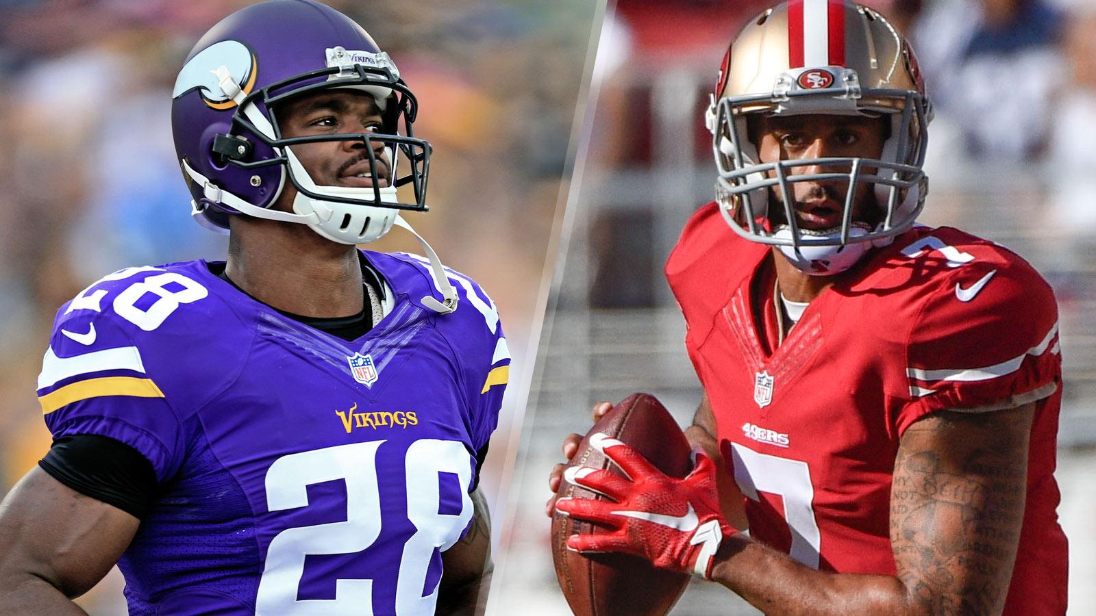 Six Points: Vikings vs. 49ers