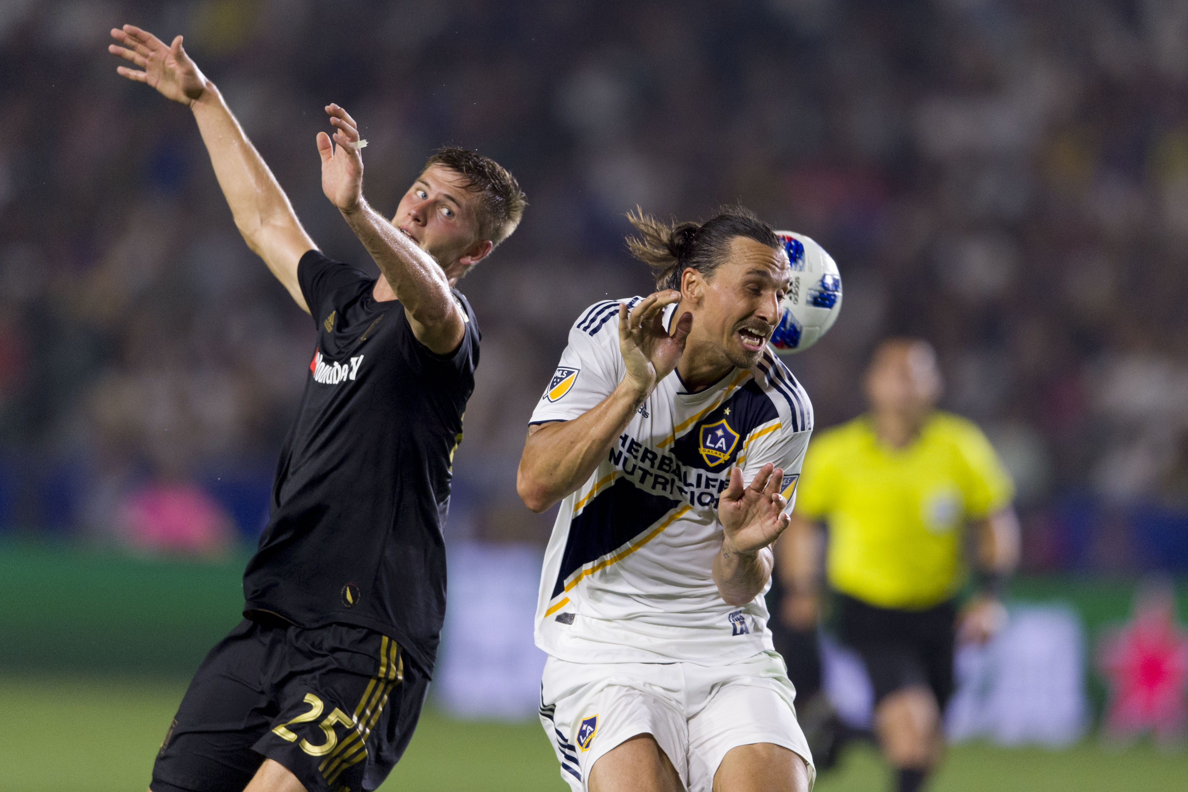 RECAP: LAFC, Galaxy end El Trafico with 1-1 draw