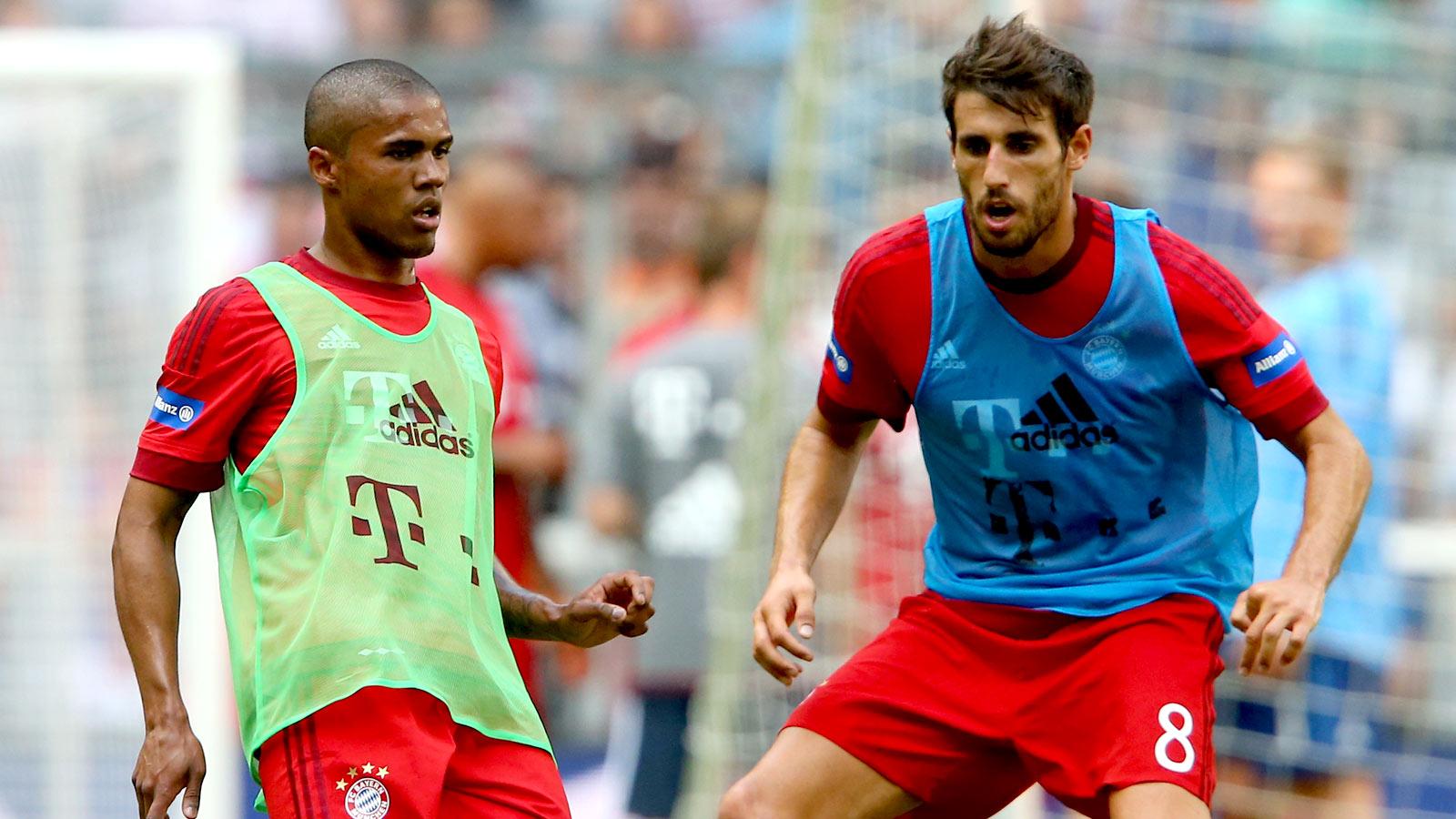 Bayern Munich's Javi Martinez eyeing return from injury