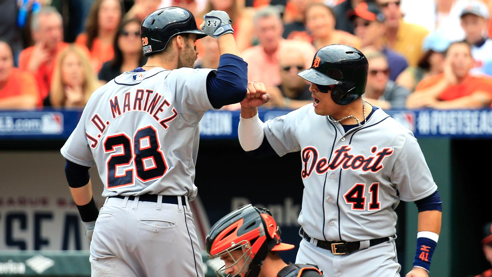 Tigers offseason preview: Find some pitching, extend J.D. Martinez