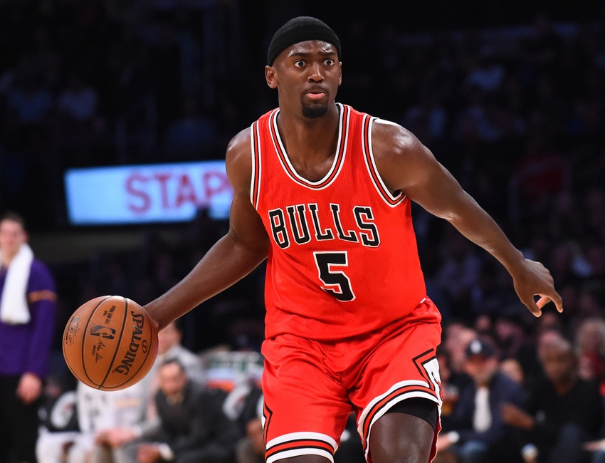 Fred Hoiberg Should Field Summer League Bulls with Bobby Portis