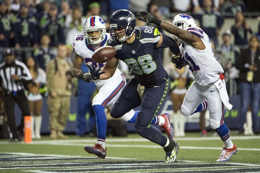 Seattle Seahawks: Jimmy Graham goes off in win over Bills