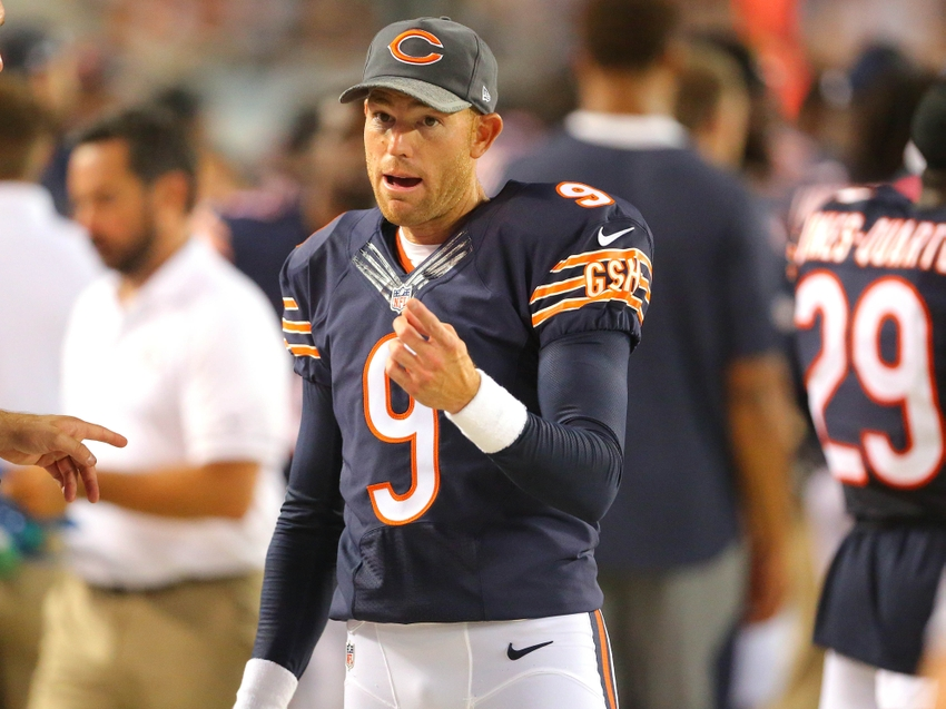NFL Rumors: Robbie Gould joining New York Giants?