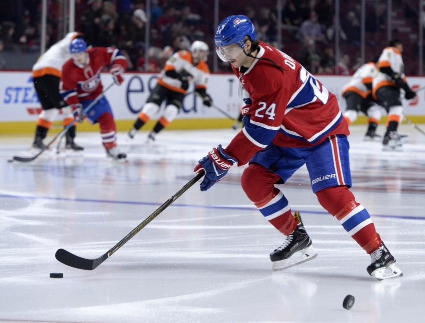 Montreal Canadiens Phillip Danault An Ideal Third Line Center