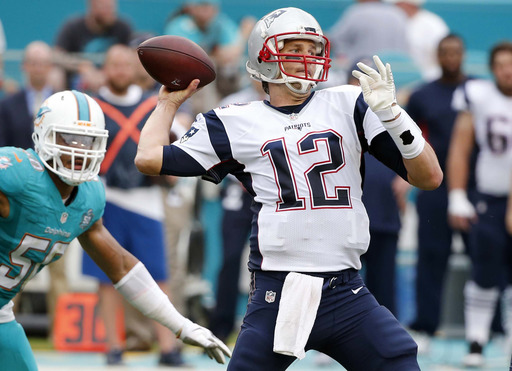 After strange offseason, Patriots back where they belong