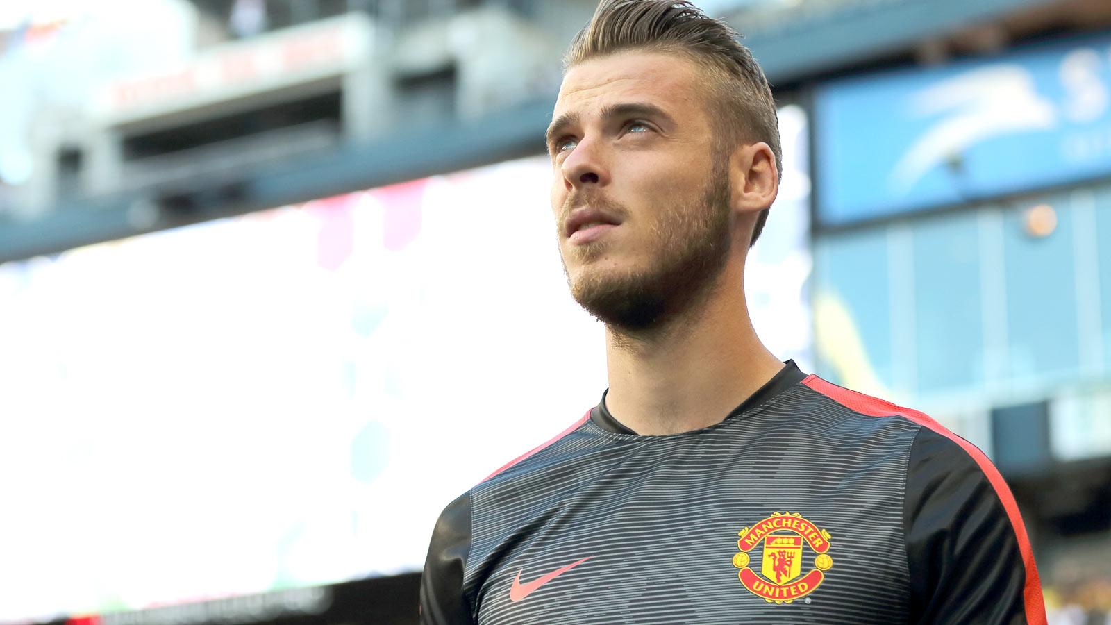 Man United chief Van Gaal confirms De Gea will miss Villa clash