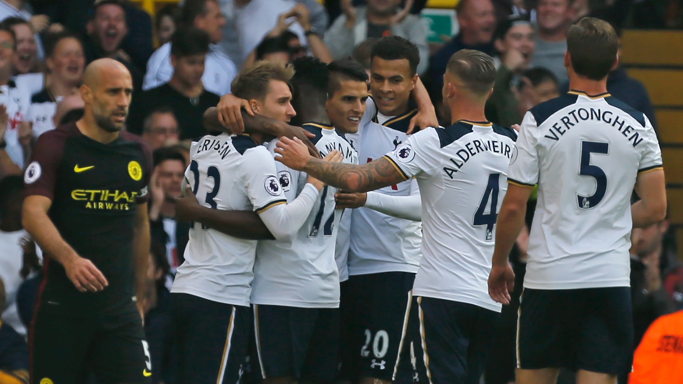 The best Tottenham team in decades just hammered Manchester City