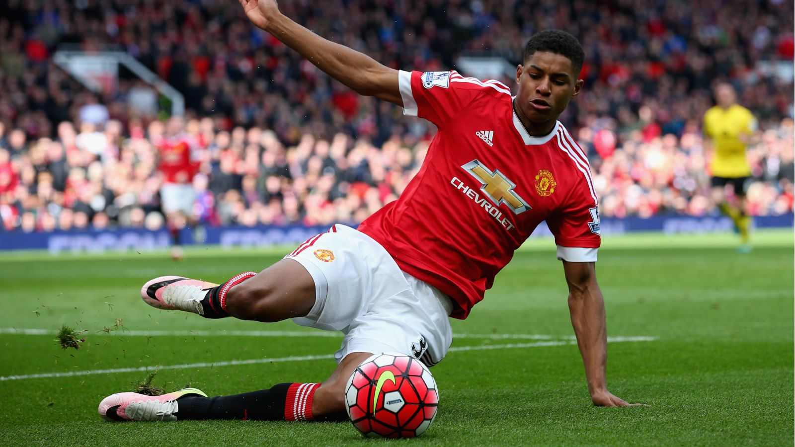 United youngster Rashford named in 26-man England squad