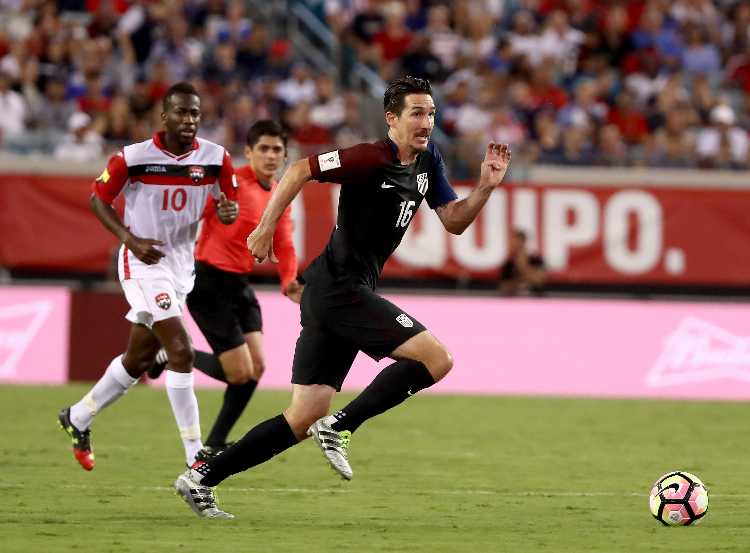 Sacha Kljestan is ready to start for the USMNT in the Hex, but is there a spot?