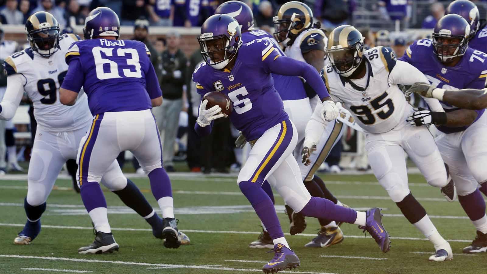 Rams' Joyner fined for Bridgewater hit