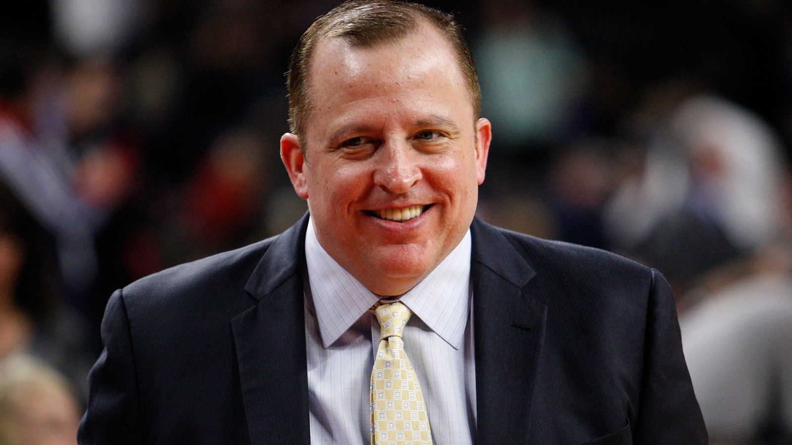 Timberwolves hire Thibodeau as coach/president