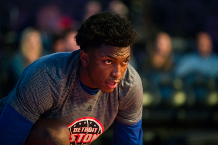 Stan Van Gundy provides clarity on Stanley Johnson's situation