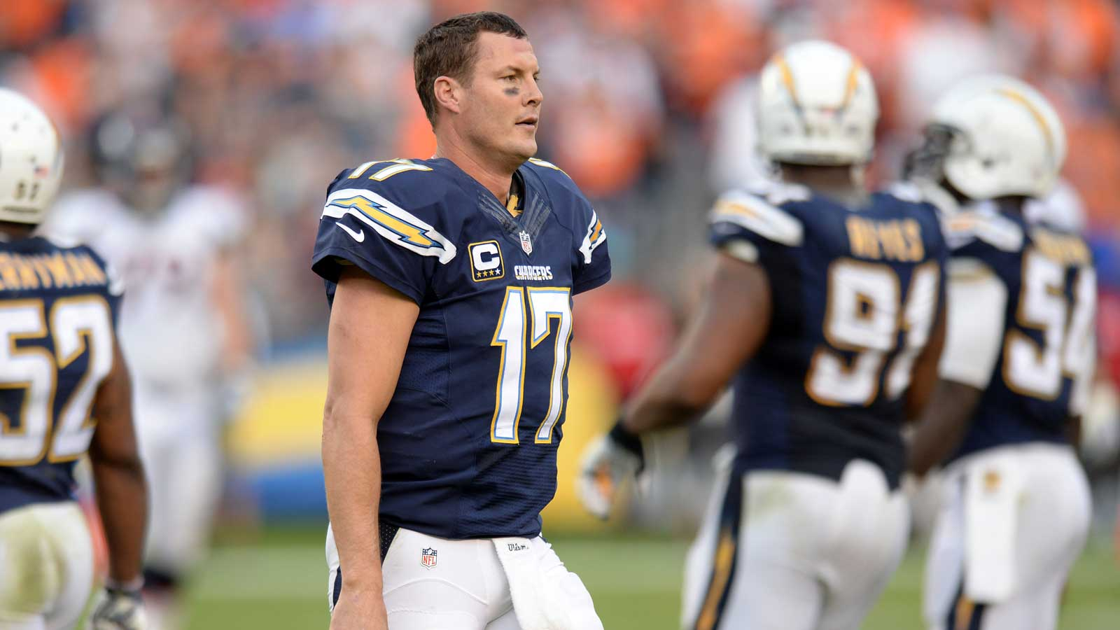 Chargers continue to melt down in possible final year in SD