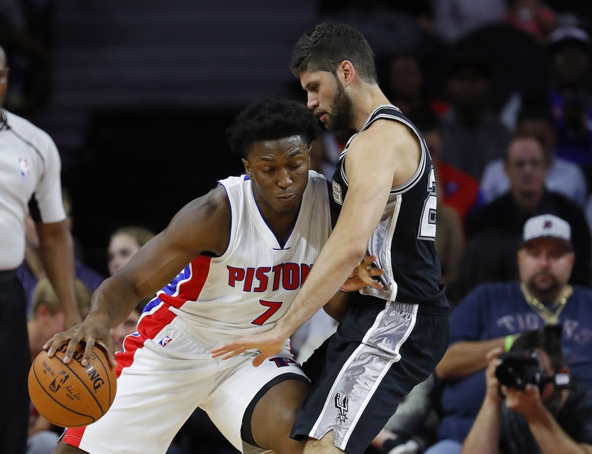Stanley Johnson might be the NBA's biggest disappointment this season