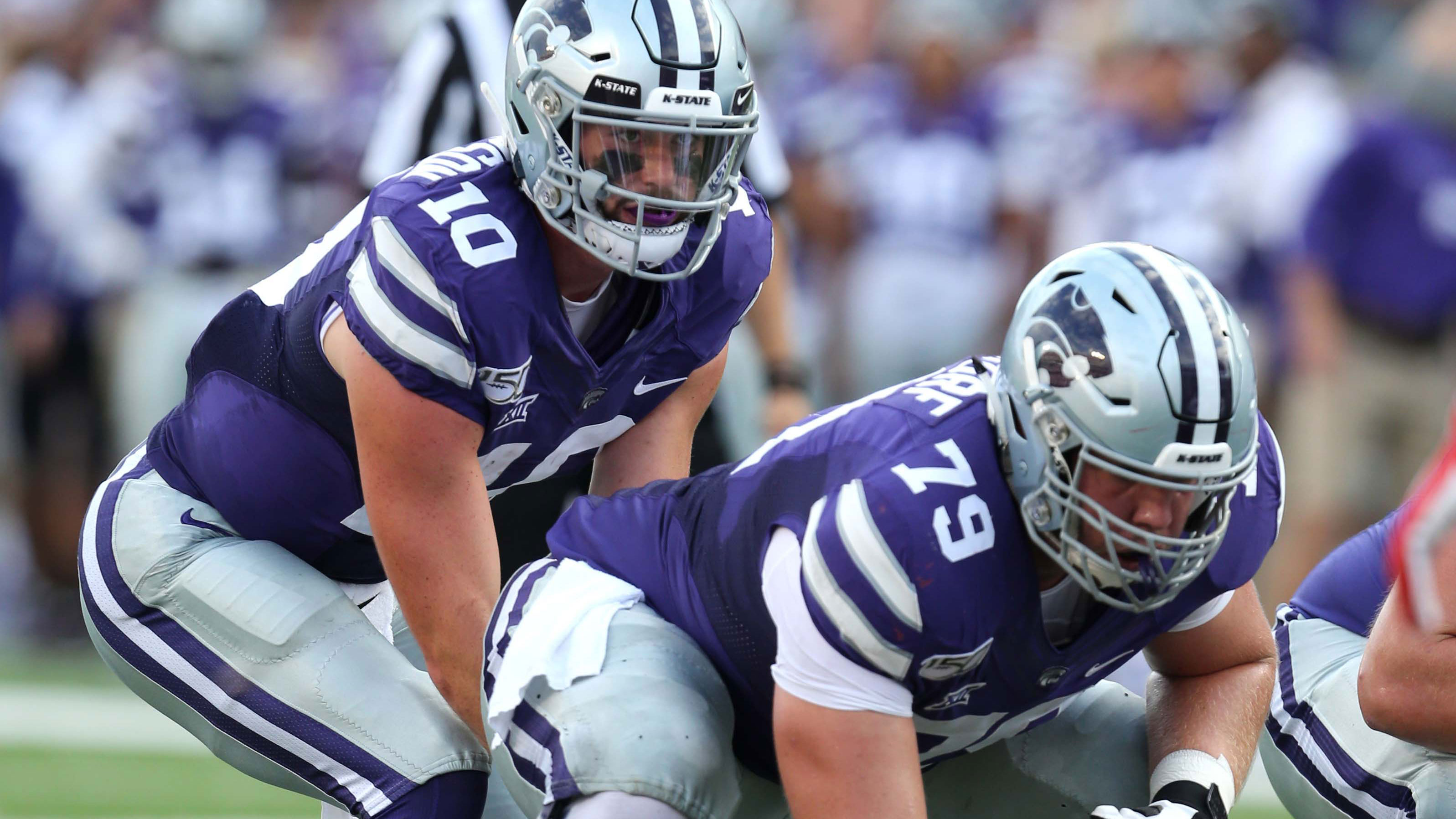 K-State C Holtorf among 12 finalists for top scholar-athlete award