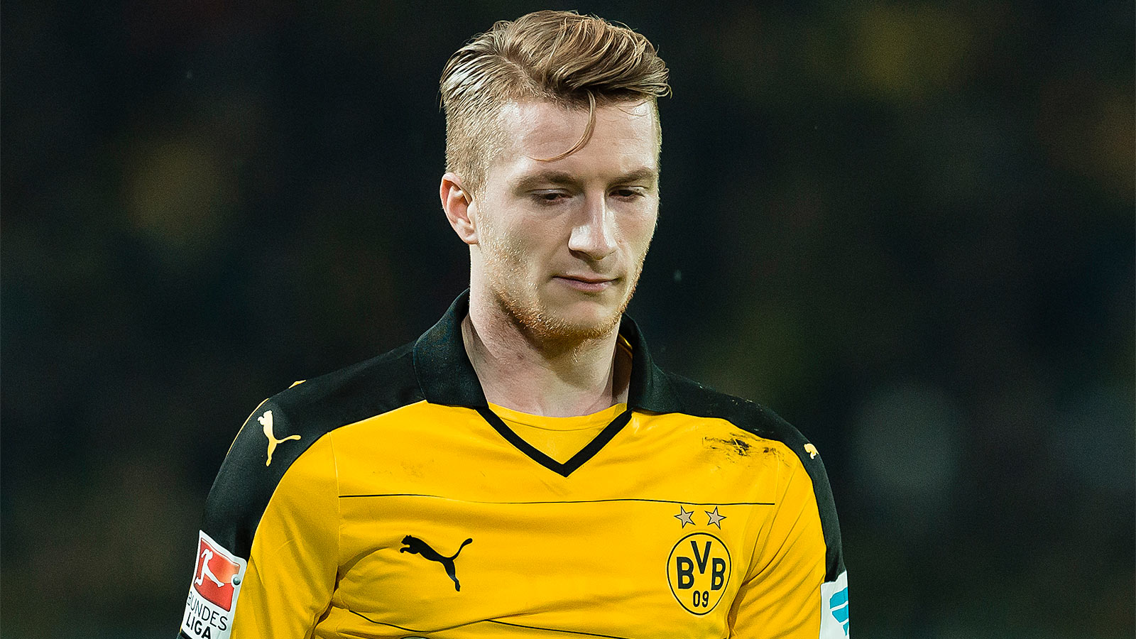 Marco Reus left off Germany's Euro team on his birthday, and Twitter keeps rubbing it in