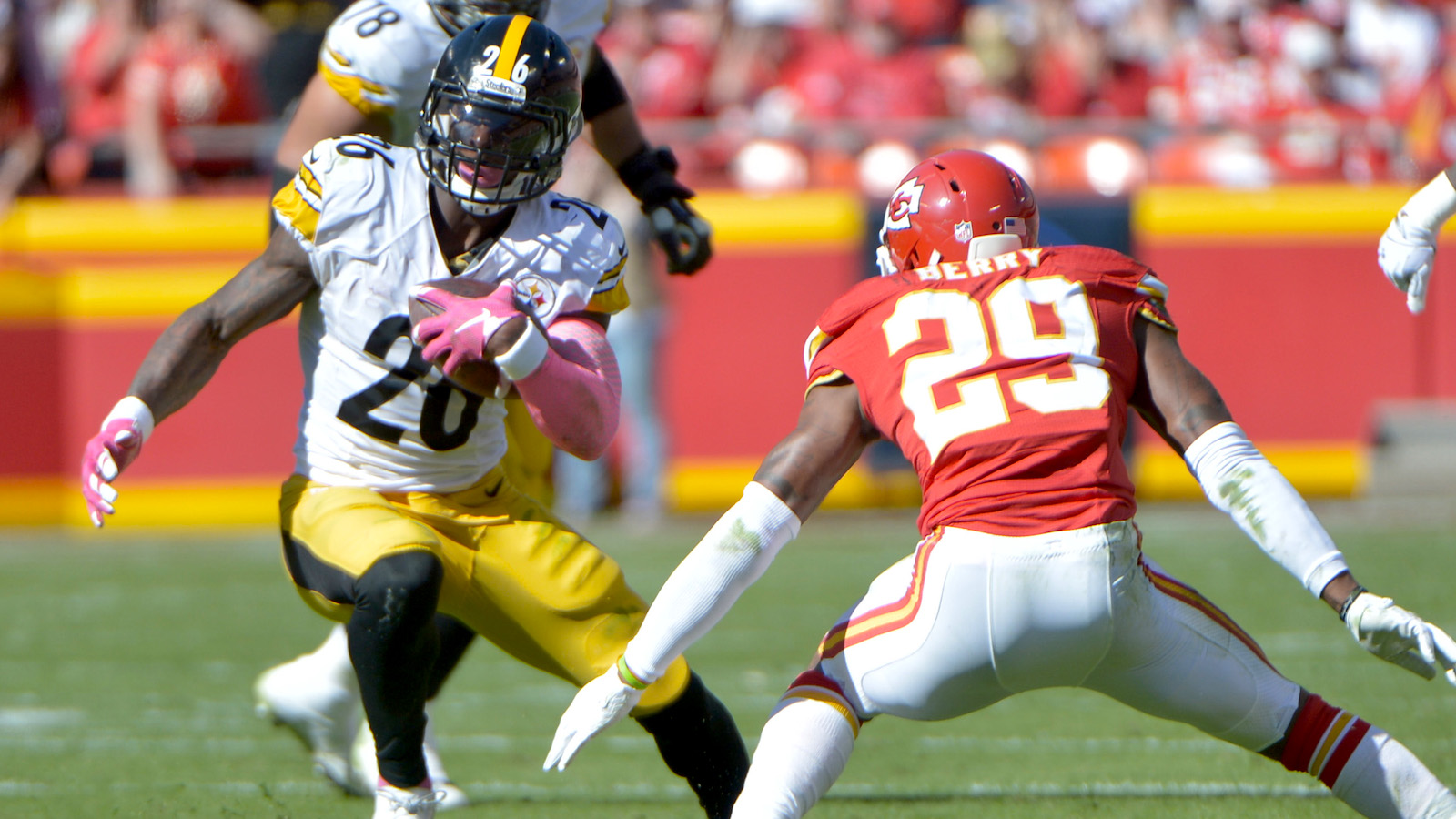 Ranking the 11 key players who will decide Steelers-Chiefs