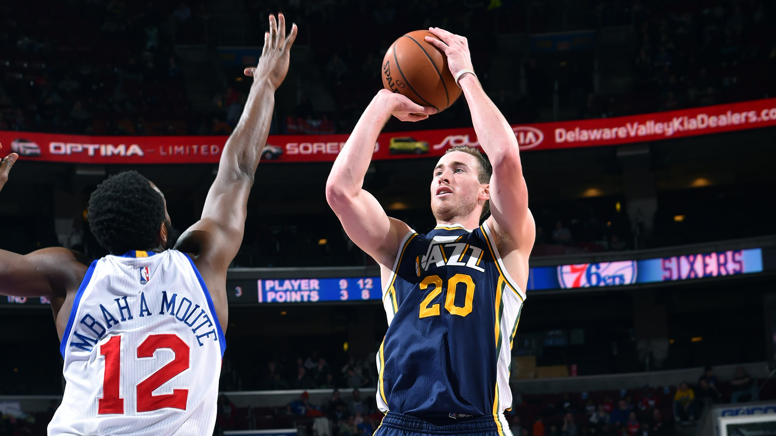 76ers-Jazz Preview