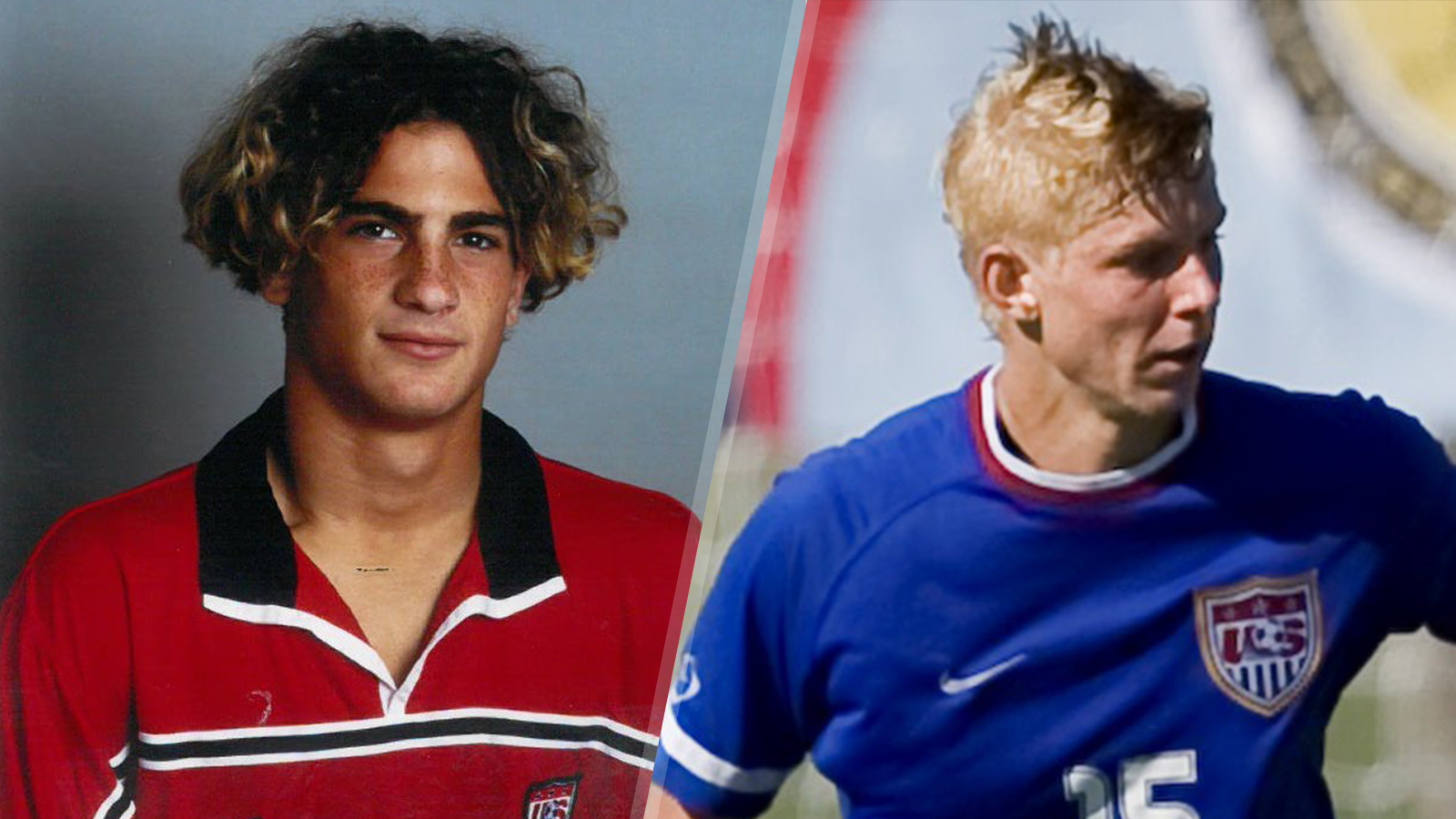 Take a look at pictures of USMNT stars when they were still teenagers