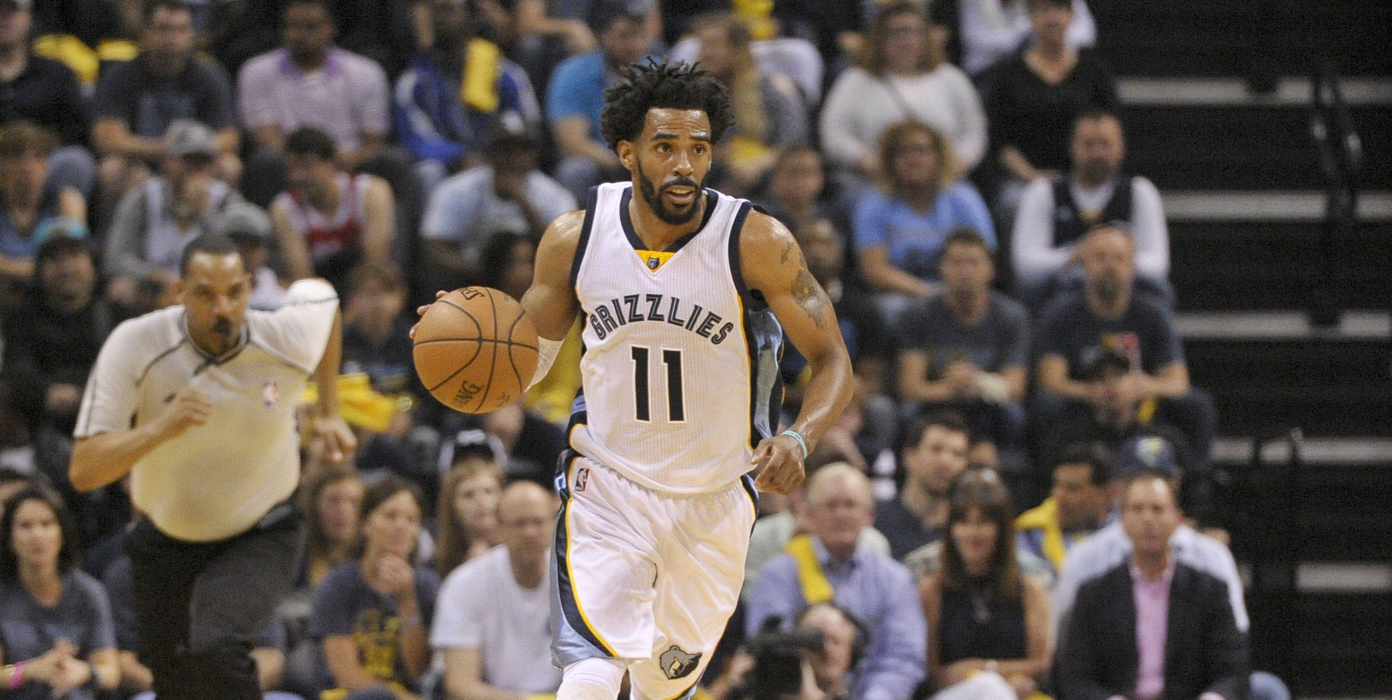 Mike Conley's proving he's worth every penny of his $153-million contract