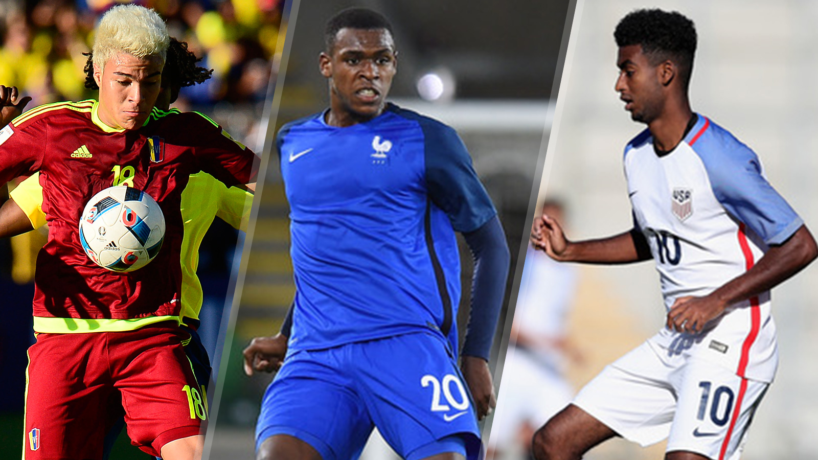 15 up-and-coming stars to watch in U-20 World Cup