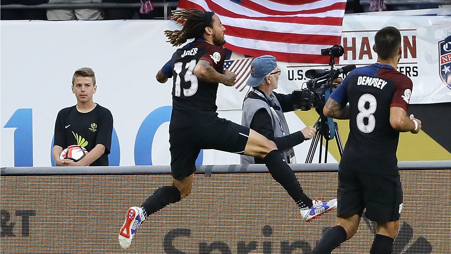 Jermaine Jones turned back the clock and was the best player for the USMNT