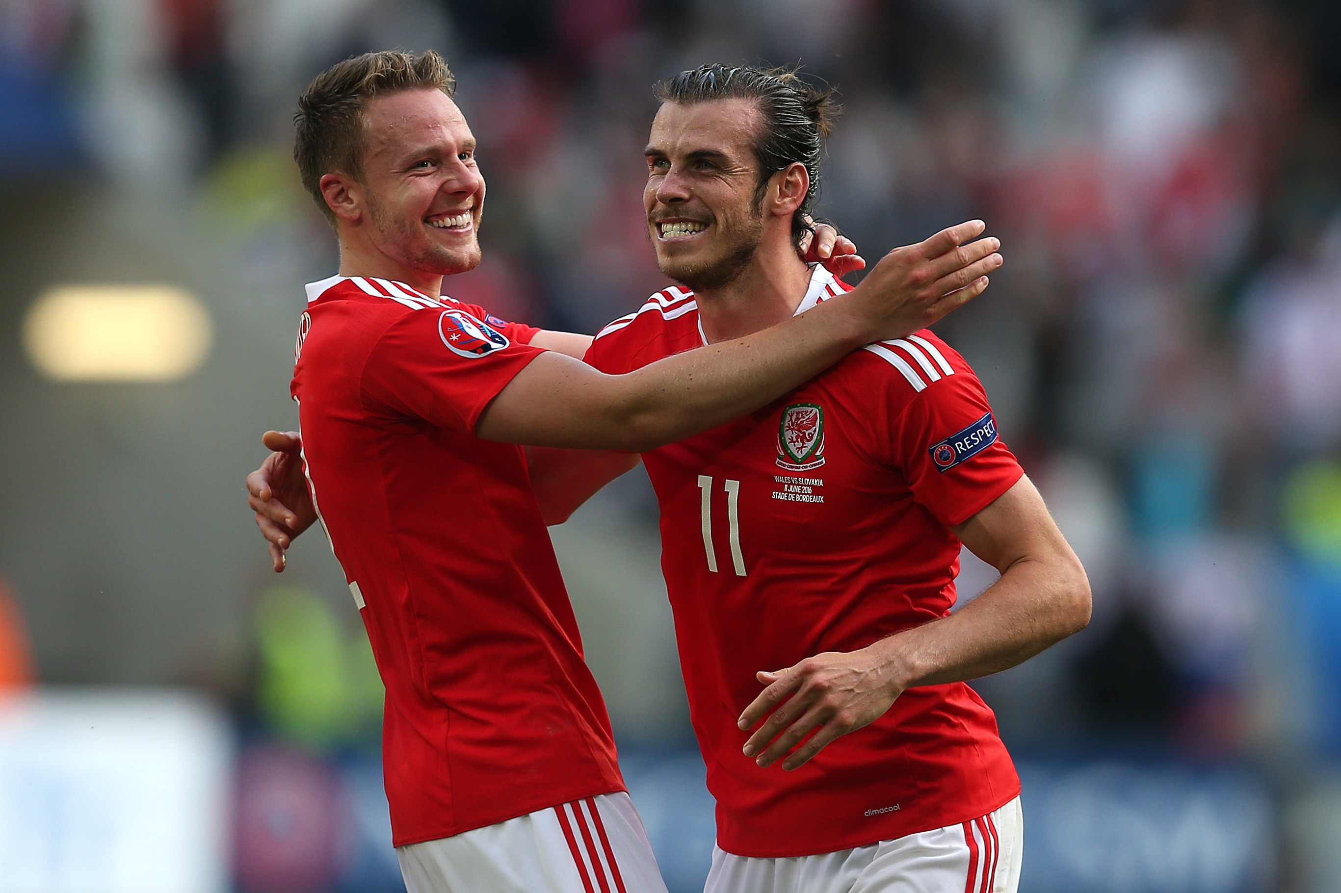 Wales, Bale make memorable return to international stage after 58-year absence