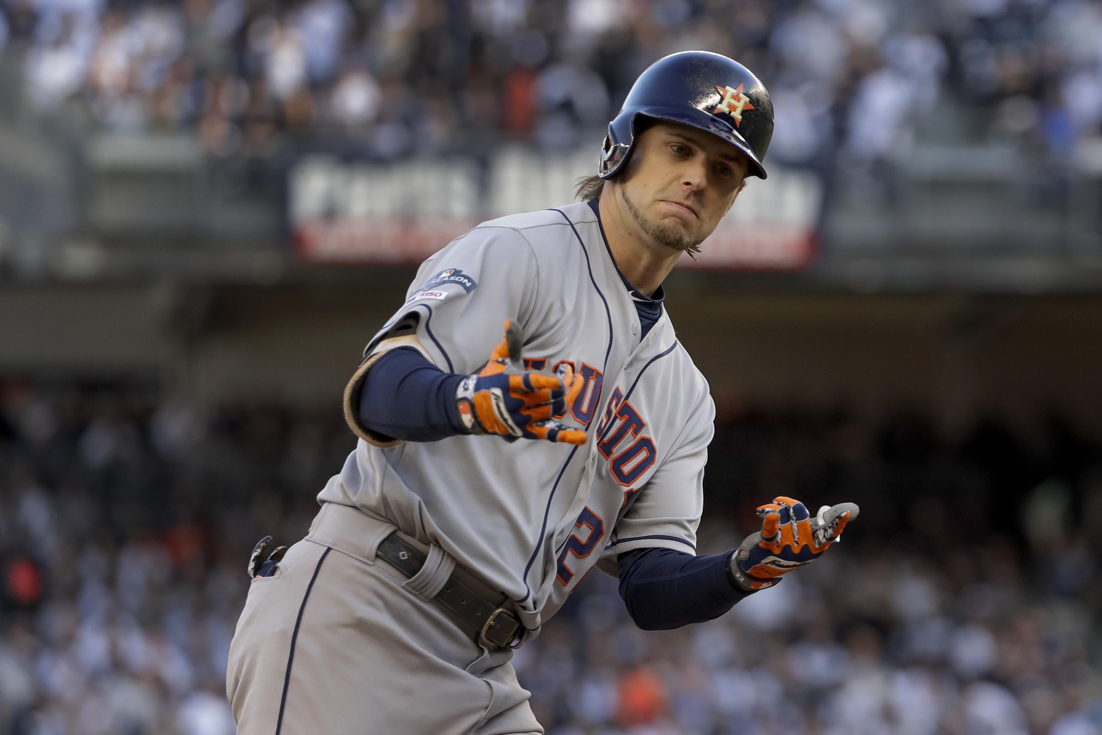 Reddick: Yankees fans 'disrespectful' for throwing debris