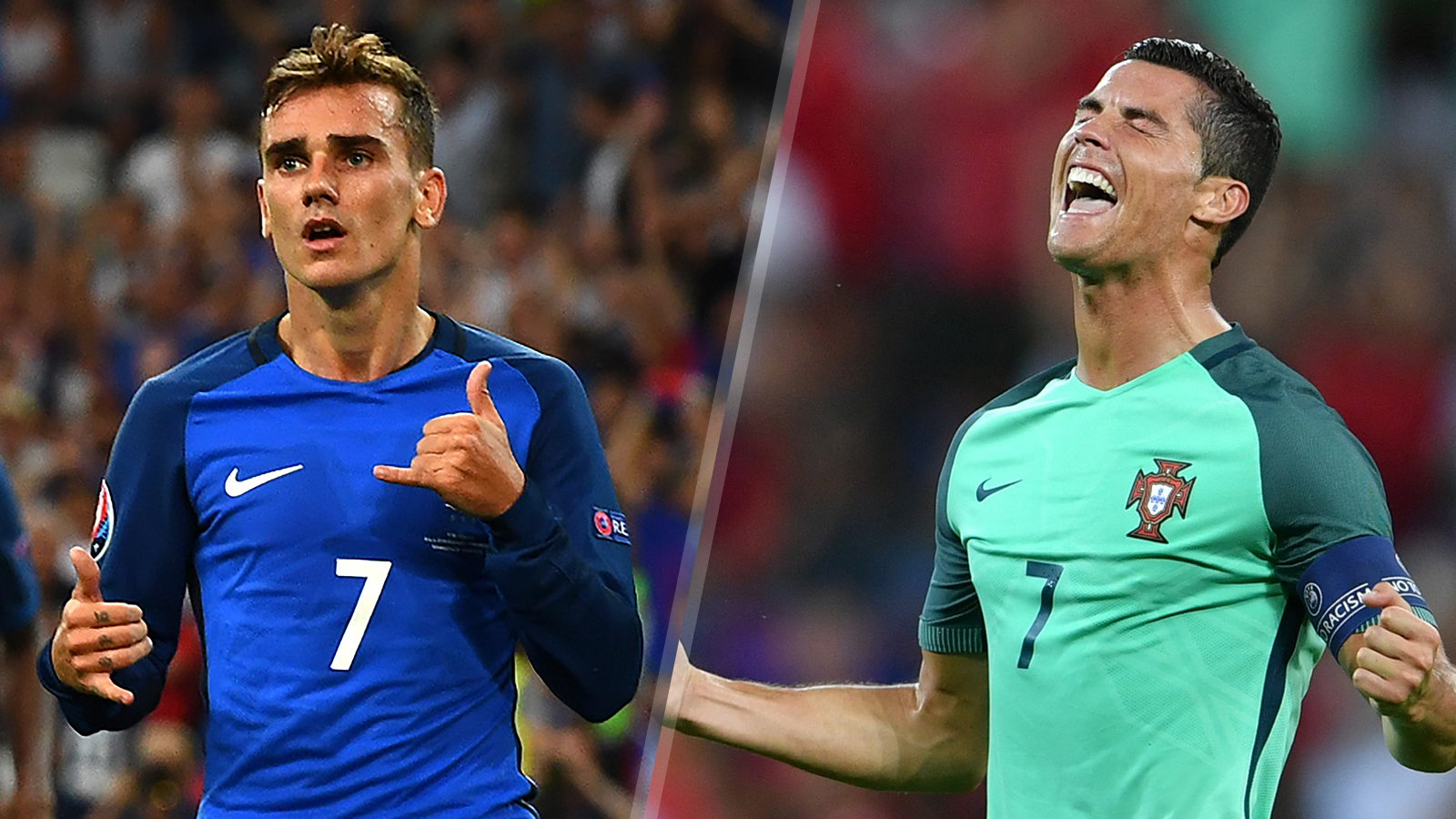 Early betting odds favor France to win vs. Portugal in Euro 2016 final