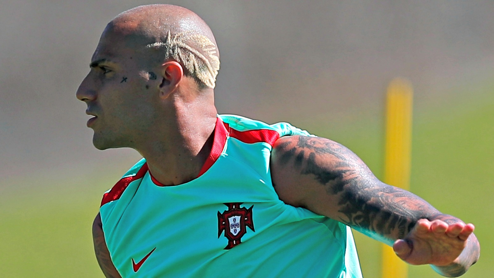 Ricardo Quaresma's haircut for the Euro 2016 final is 'a work of art'