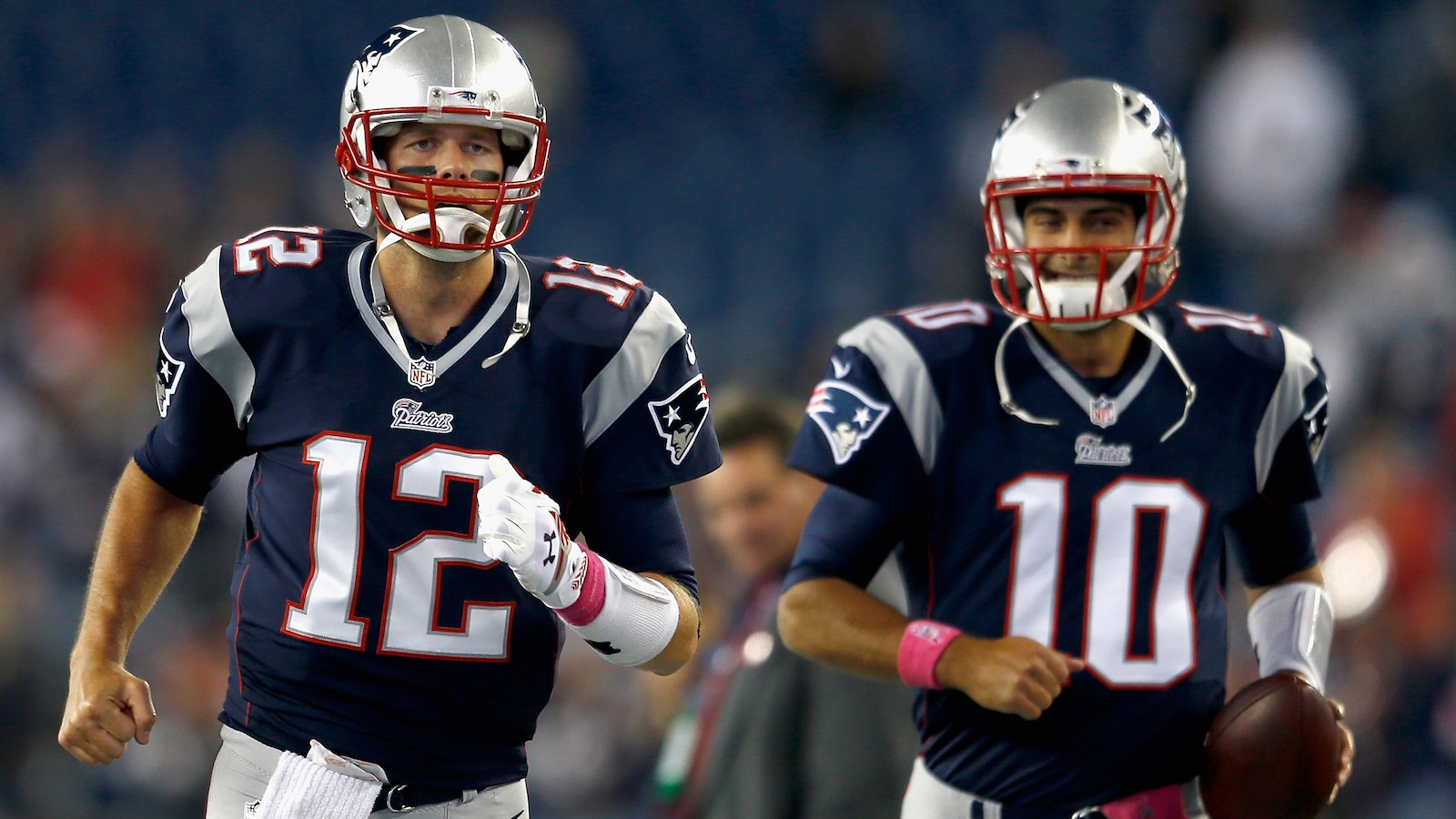 Fantasy Football Draft Strategy: the impact of Tom Brady's four-game suspension