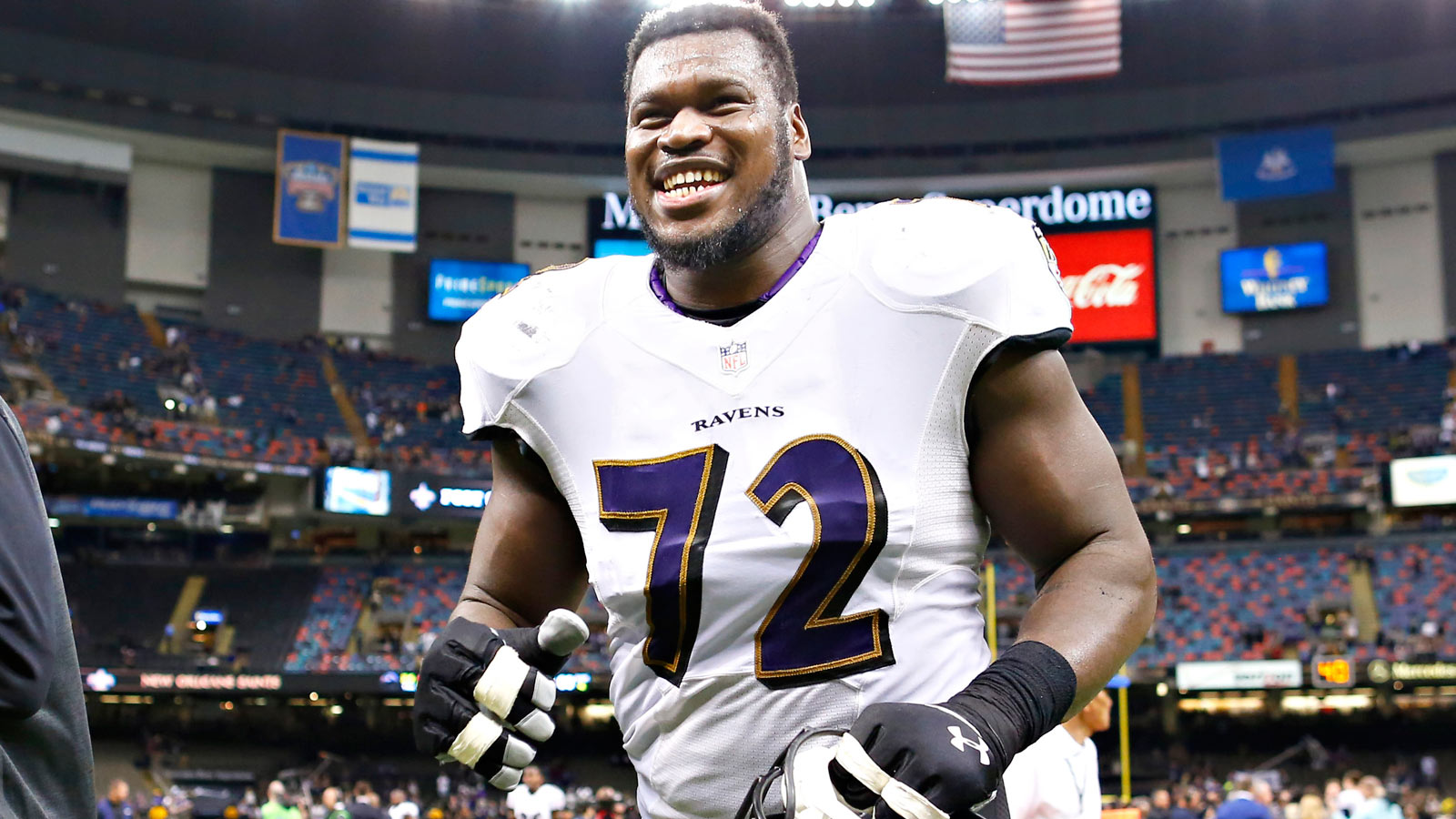 Osemele bids to stick around as Ravens left tackle