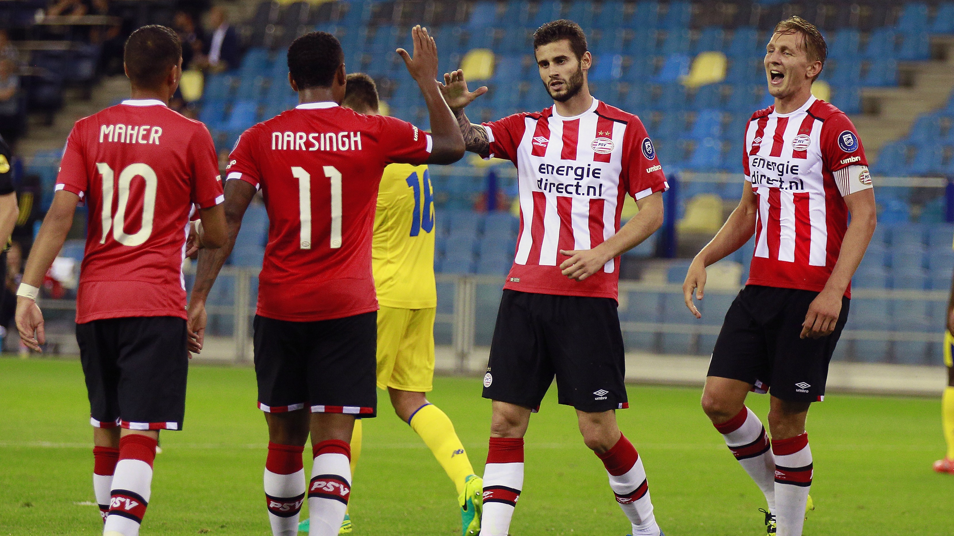 Watch PSV destroy almost the entire Porto XI with this incredible team goal