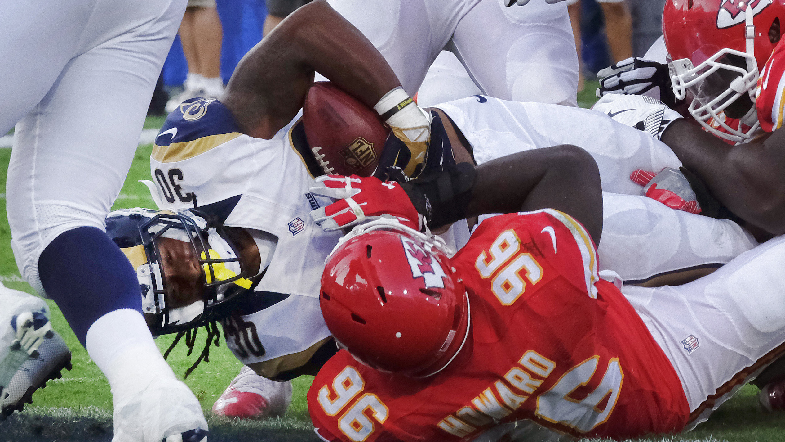 5 Things: Rams make it 2-0 in LA with win over Chiefs
