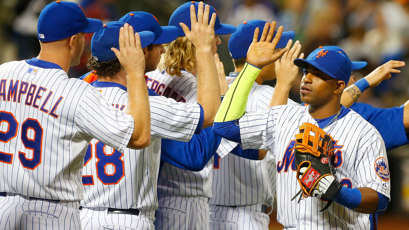 Mets' improbable turnaround more than just Cespedes