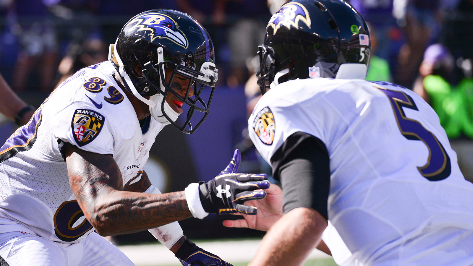 Ravens will look to throw more deep balls against Oakland