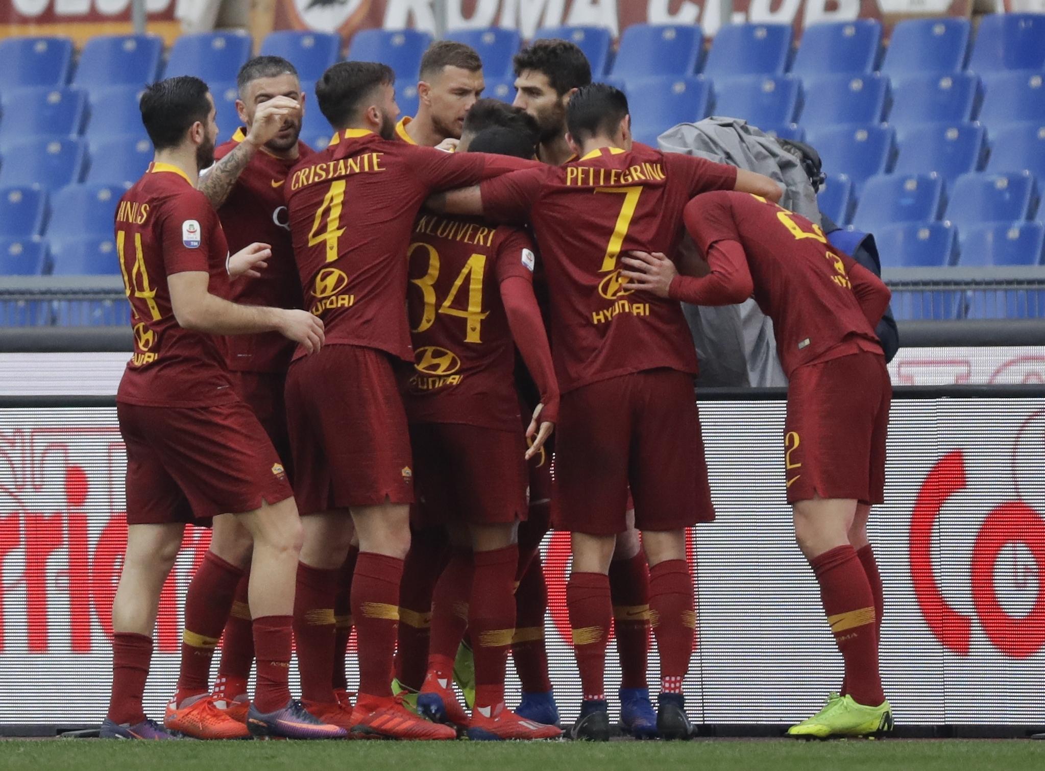 Zaniolo sets Roma on way to thrilling 3-2 win over Torino