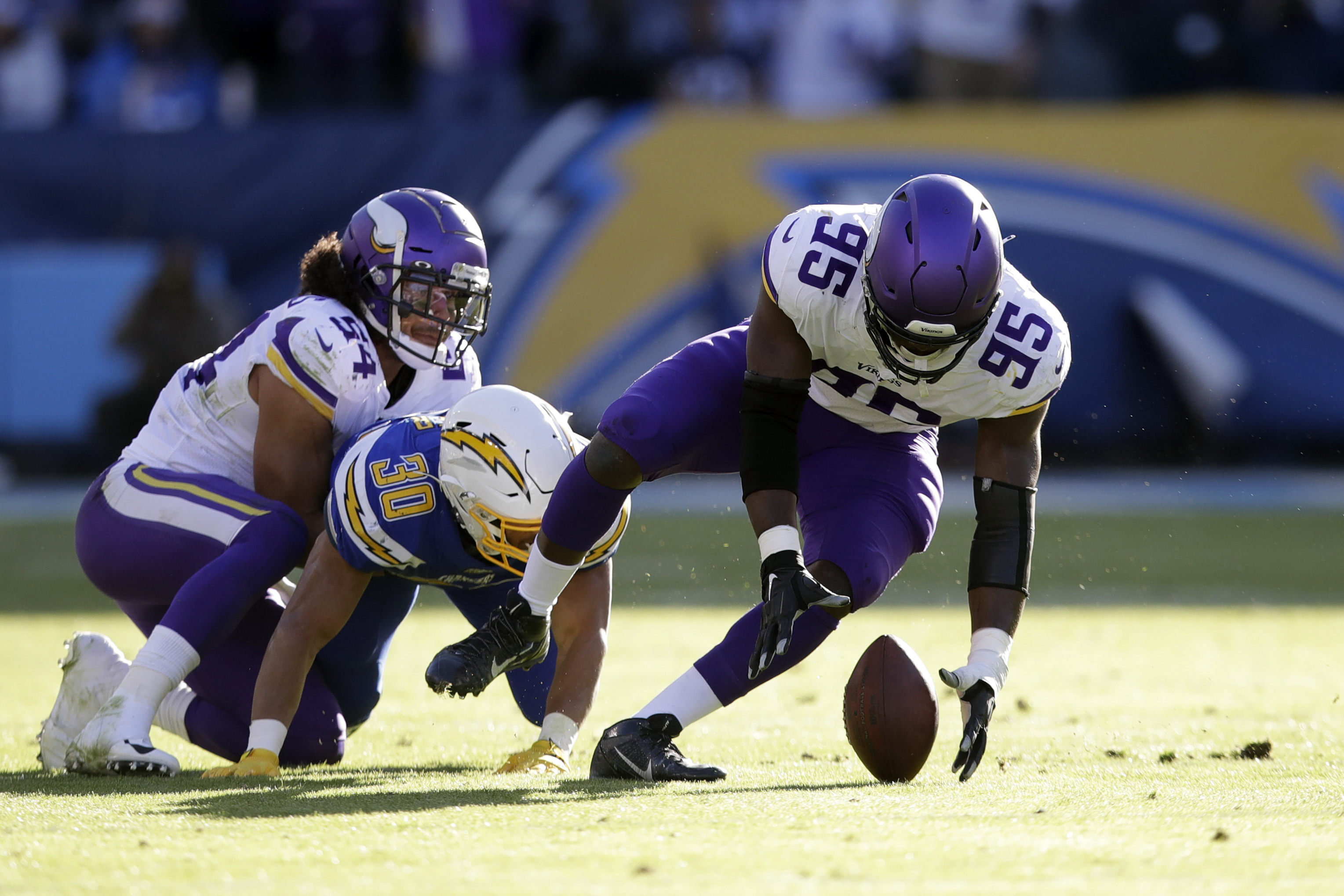 Odenigbo active for Vikings vs. Saints in wild-card round