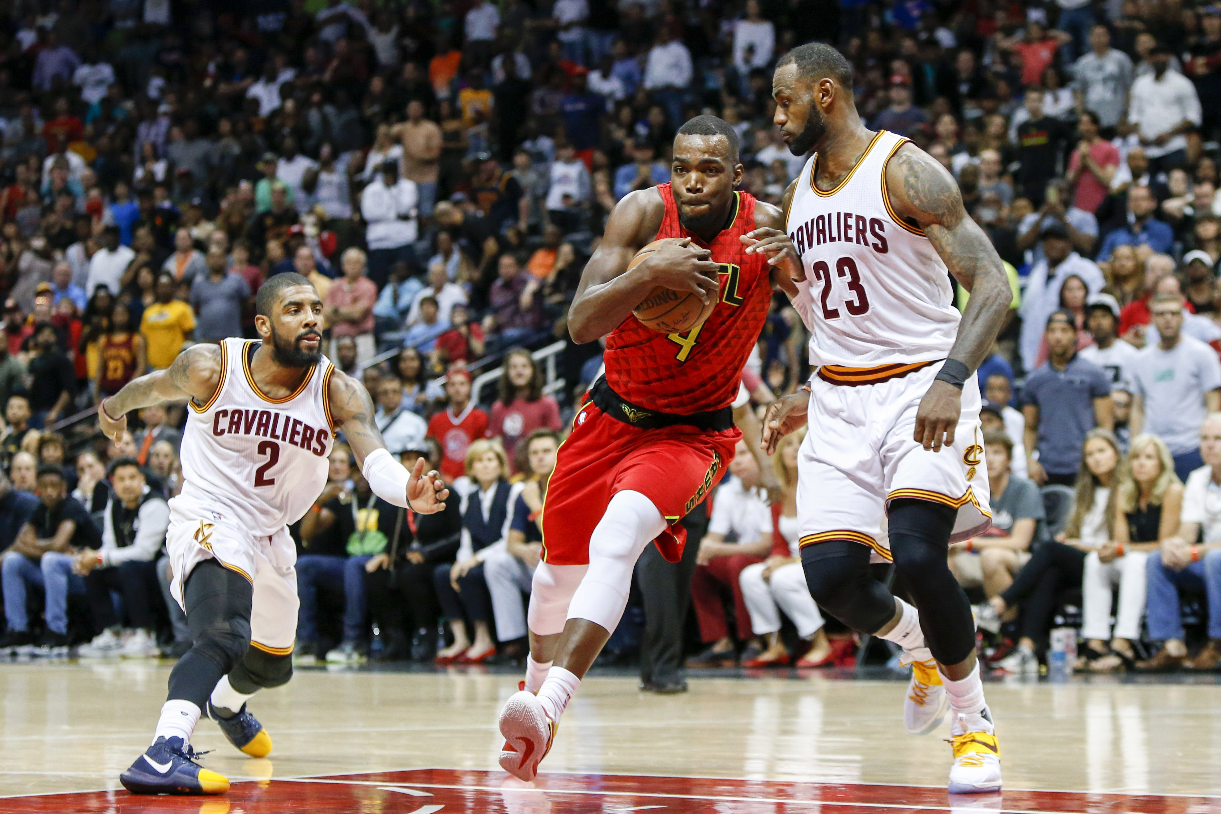 First test for Atlanta Hawks front office is retaining Paul Millsap