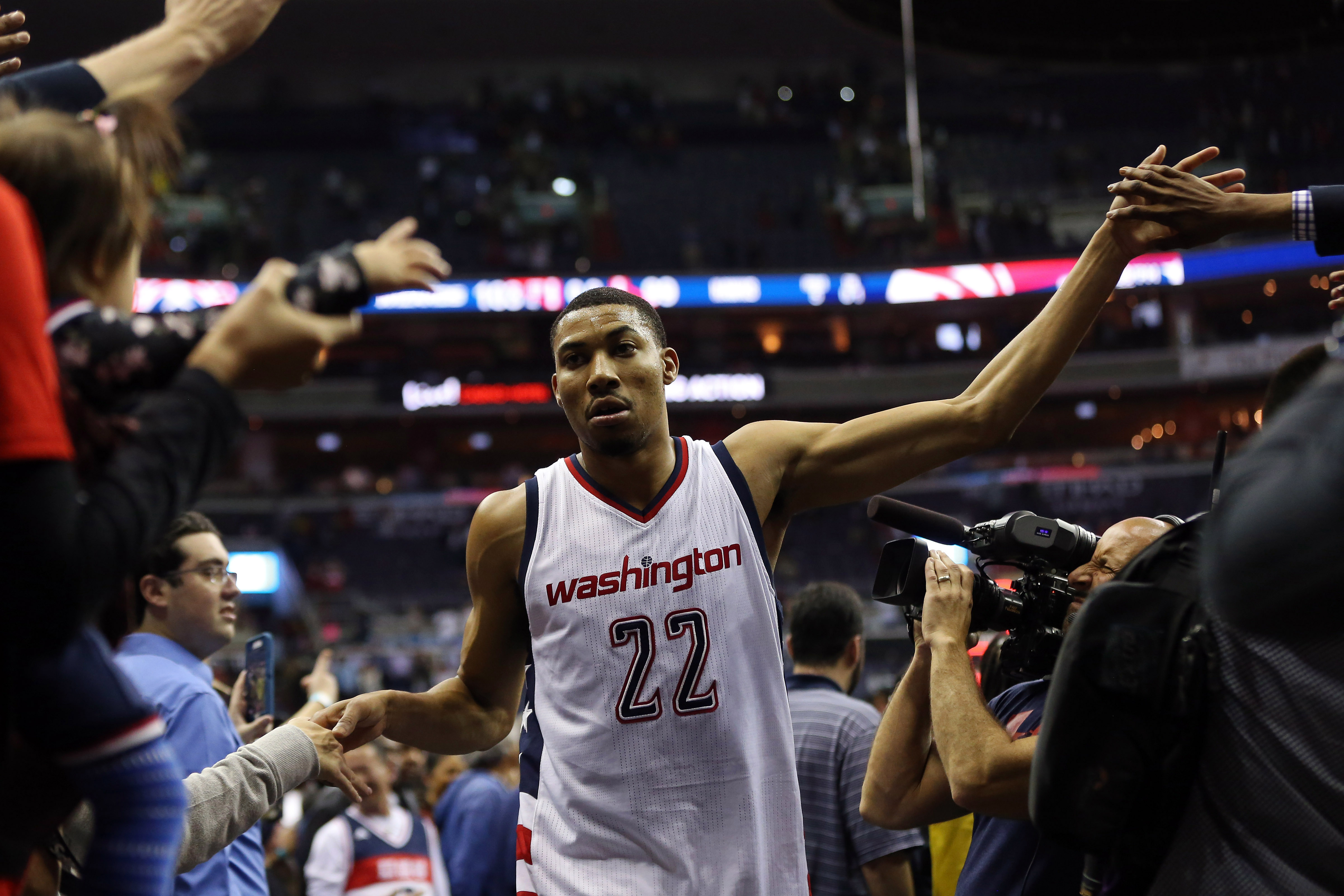 Washington Wizards: Otto Porter 2016-17 season review