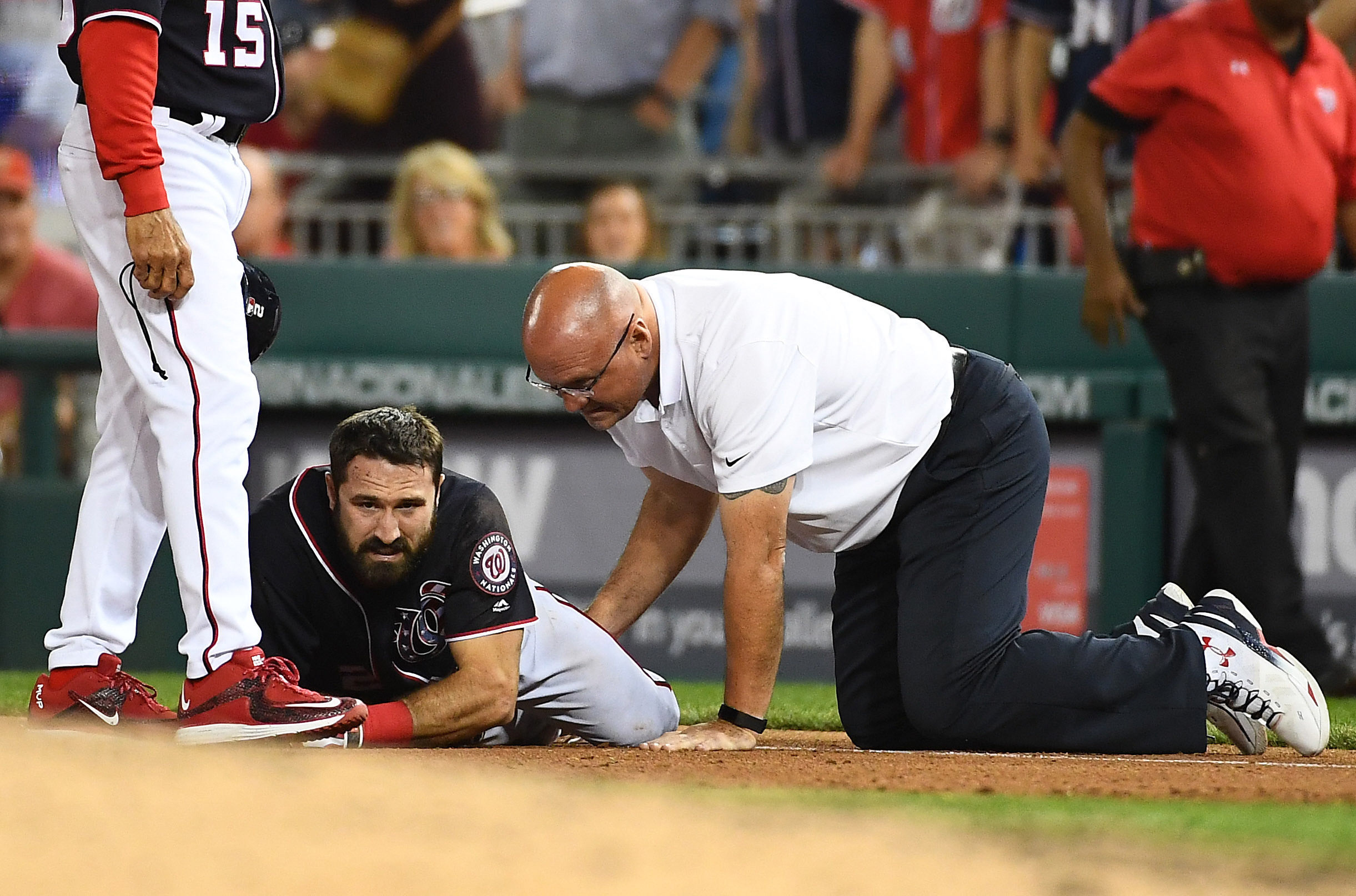 Washington Nationals: Adam Eaton Out for Season with Torn ACL