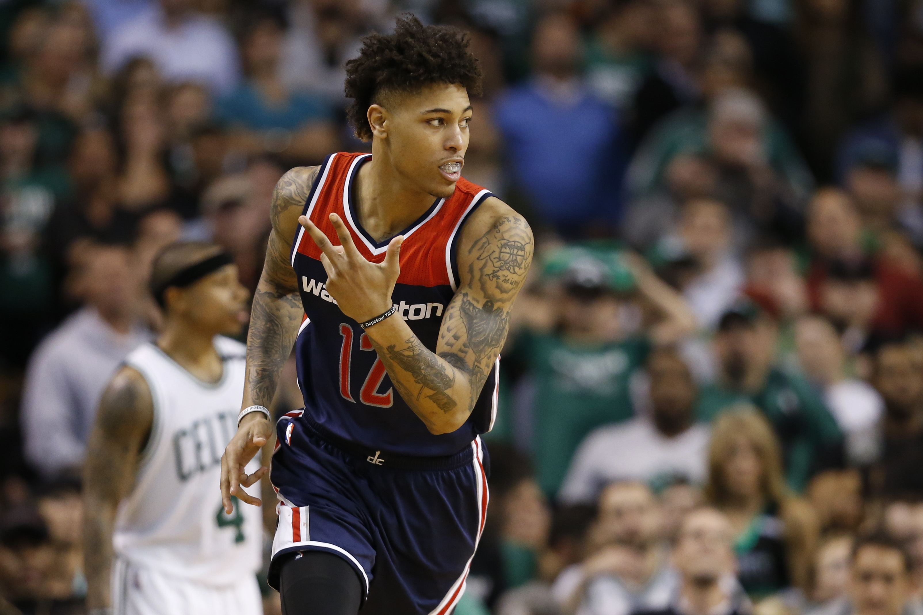 Washington Wizards: Kelly Oubre Jr. needs more minutes to prove himself