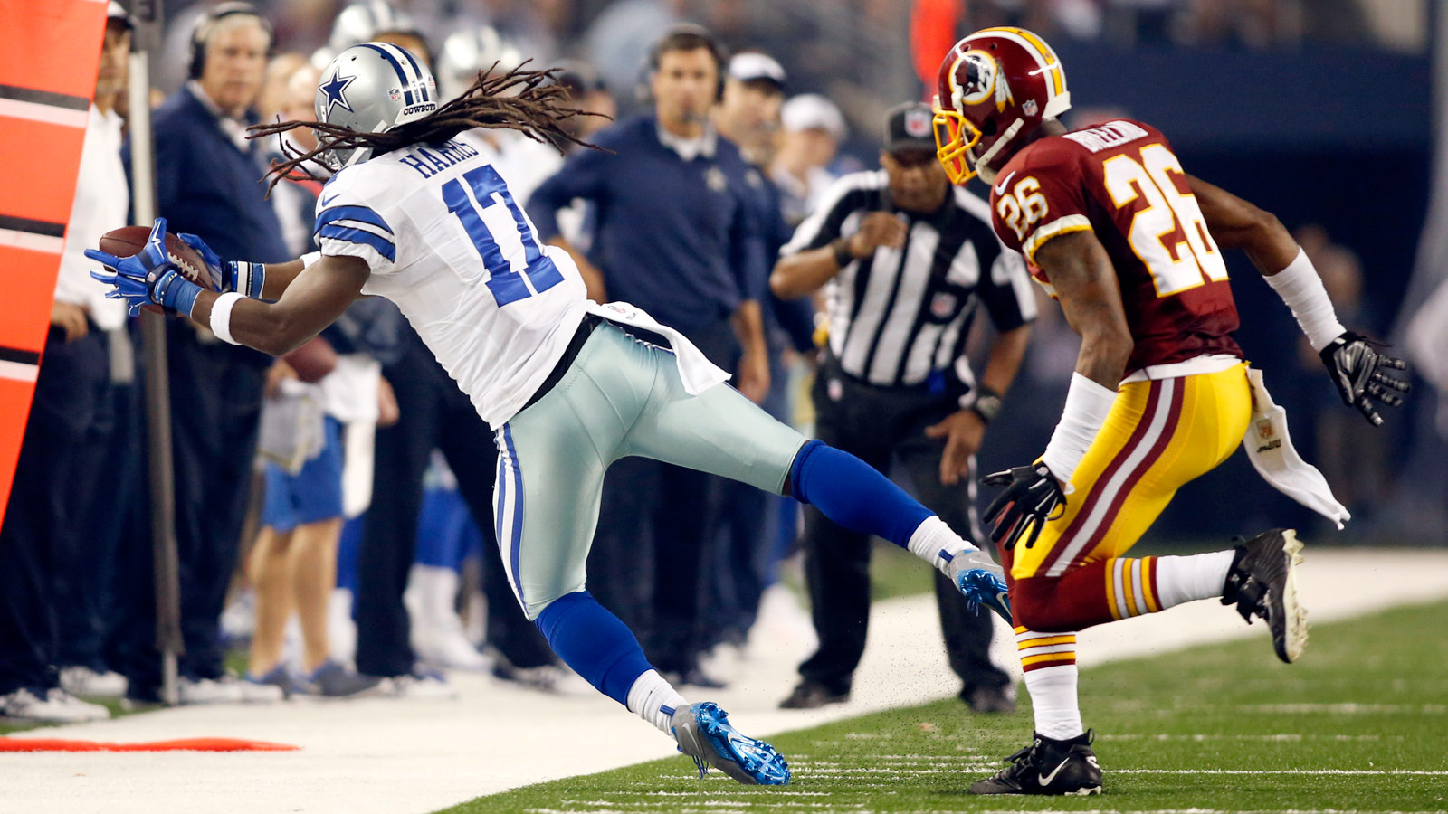 Cowboys special teams hopeful to fill void without Dwayne Harris