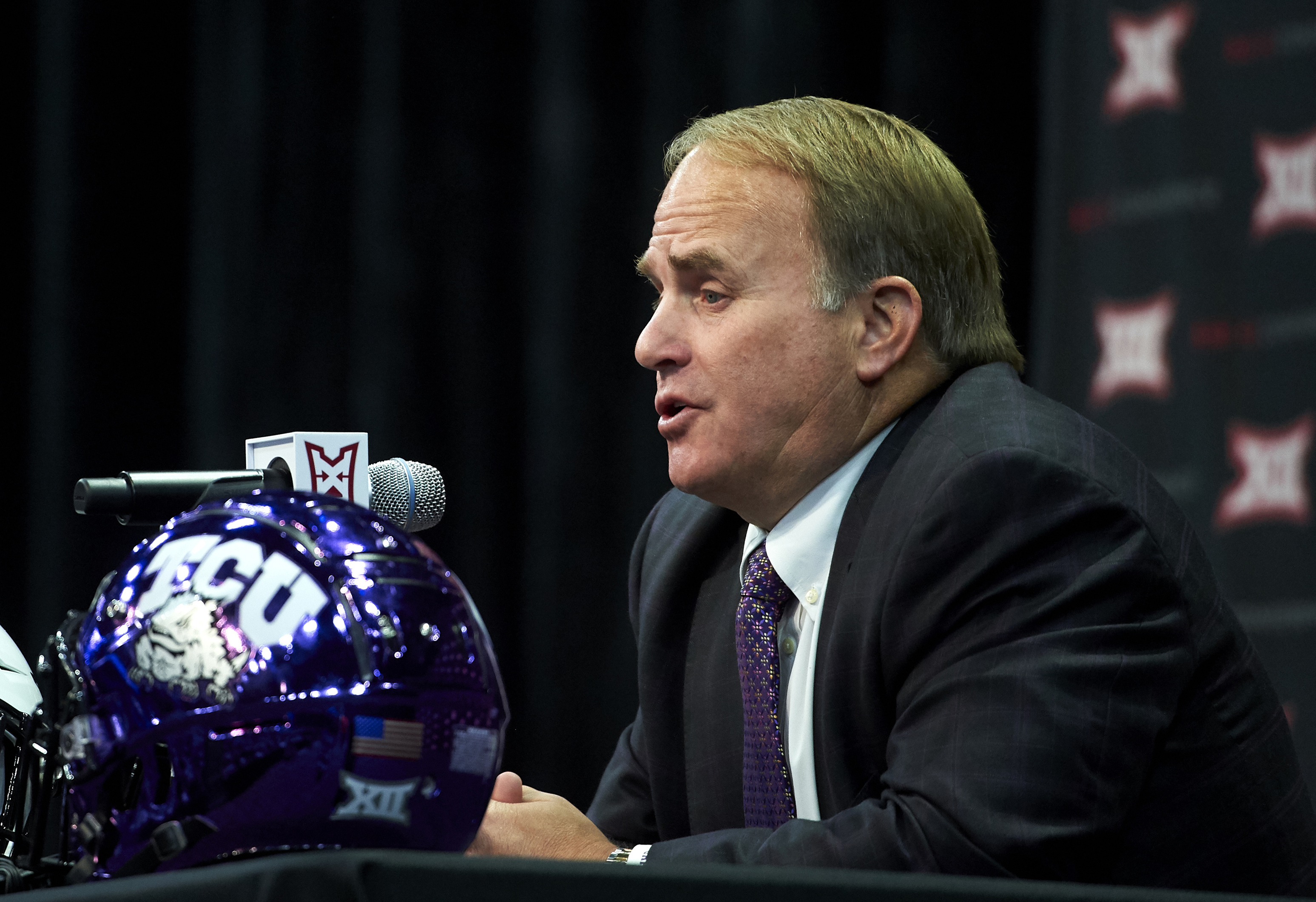 No. 16 TCU not looking past opener vs SWAC team Southern
