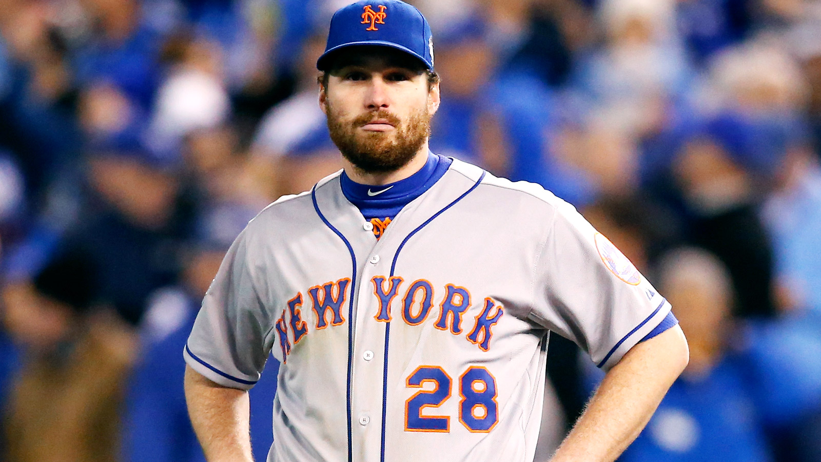 Mets enter offseason with fewer question marks than Royals