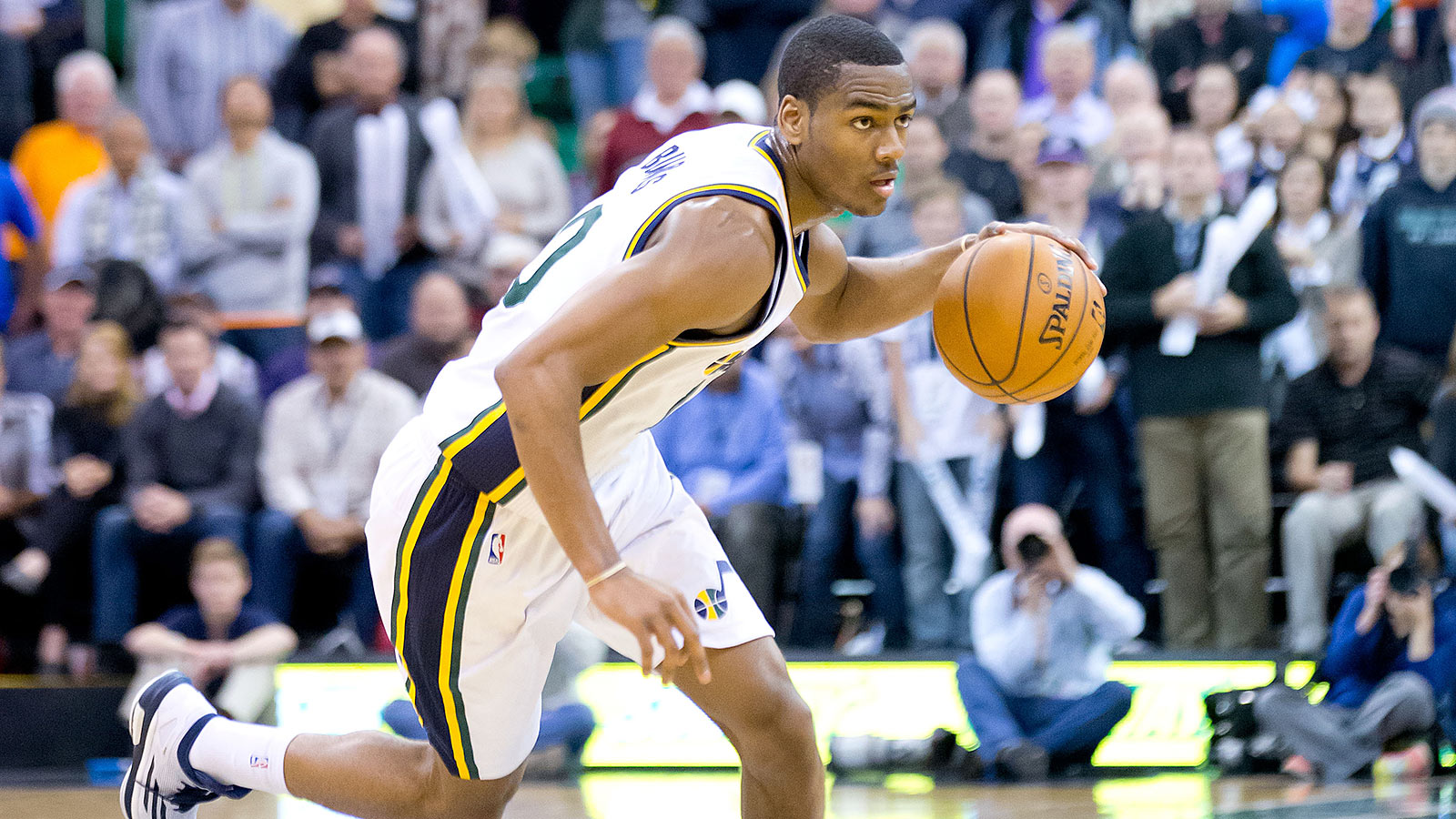 Utah Jazz confirm Alec Burks will have surgery