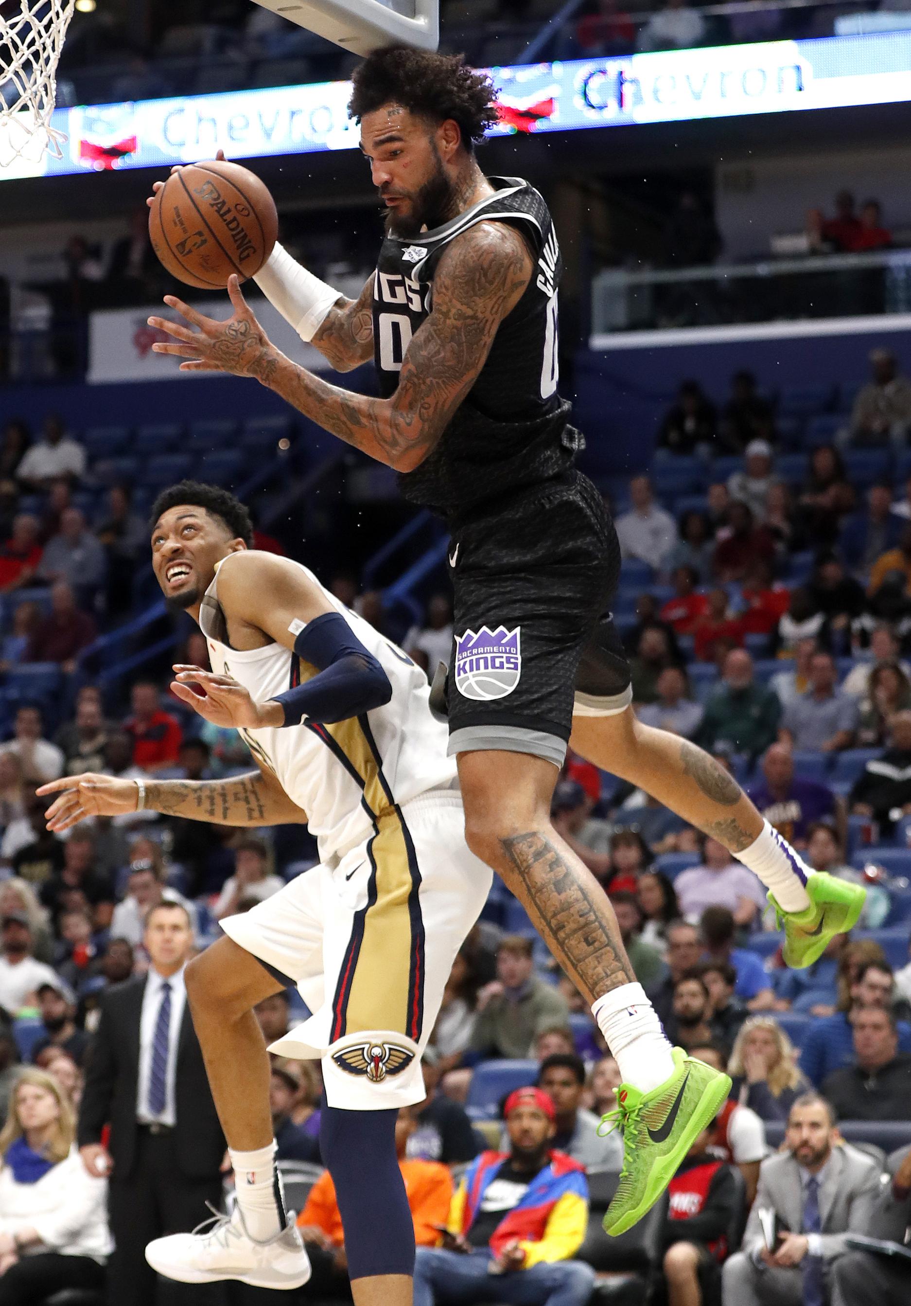 Randle's 34 points leads Pelicans past Kings, 121-118