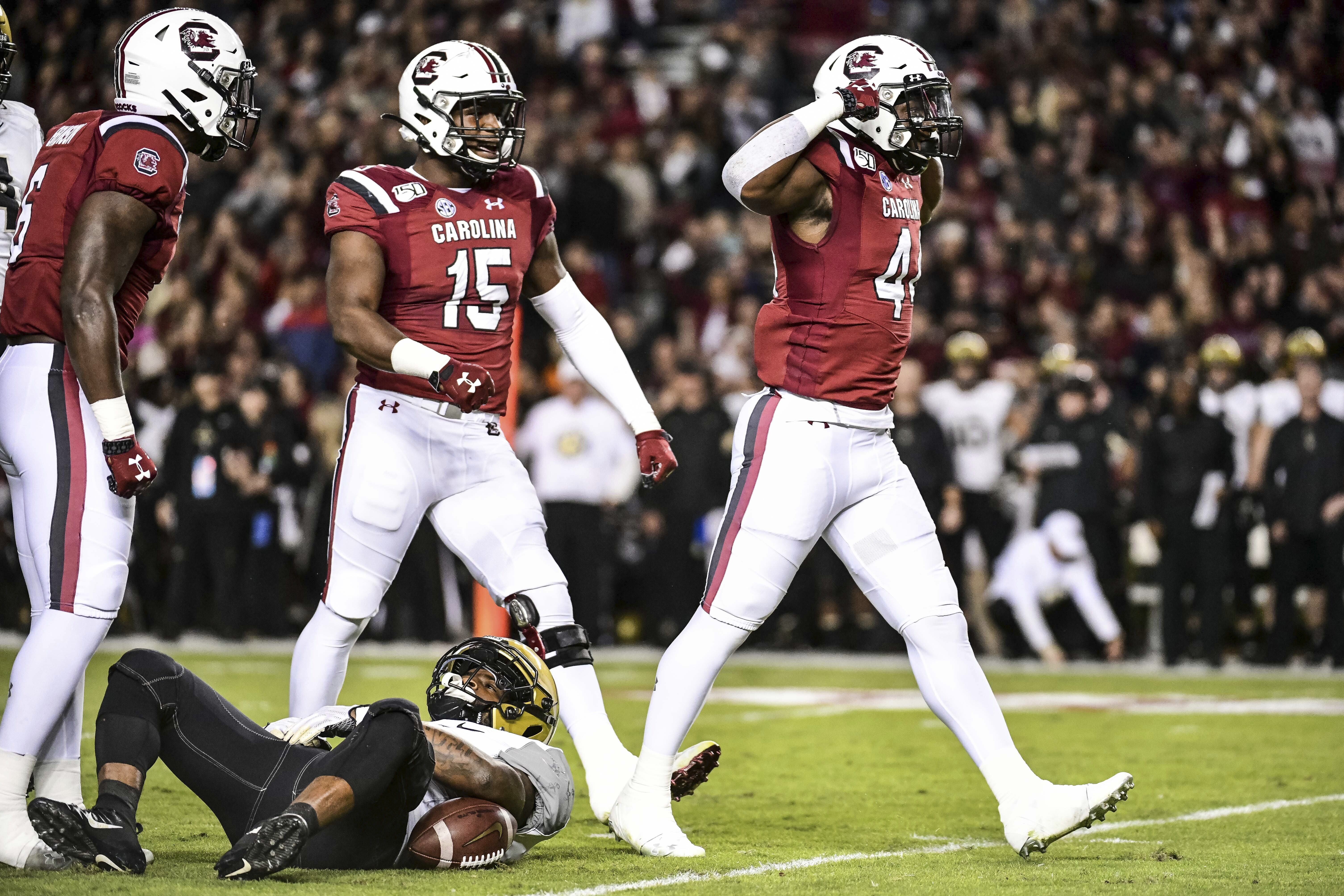 Gamecocks visit Texas A&M coming off tough loss