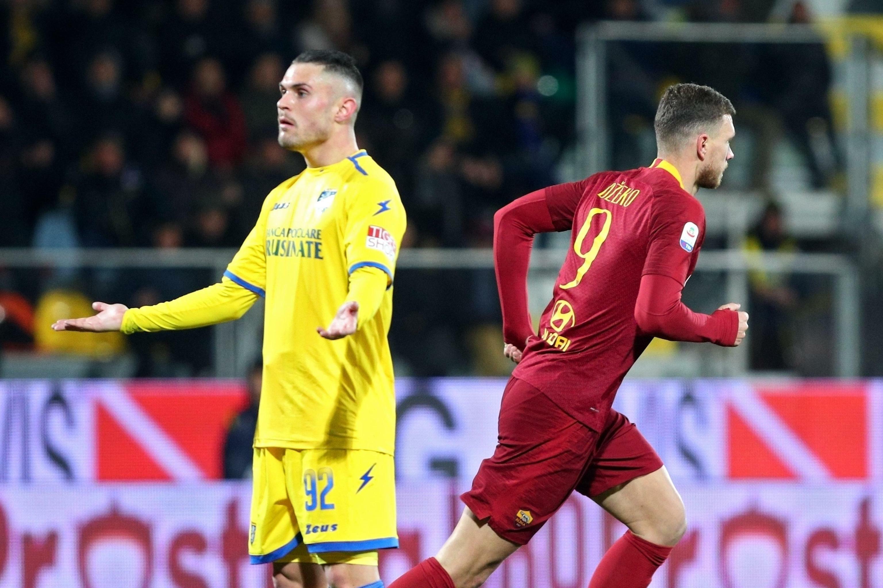 Atalanta's European hopes hit by 2-0 loss at Torino