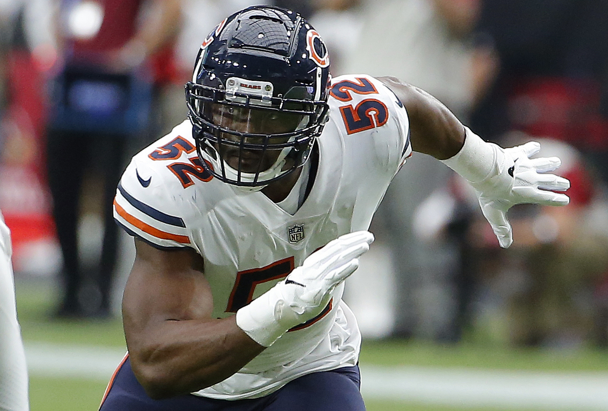 Mack, Allen Robinson just about ready to return to Bears